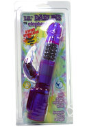 Lil Darlins  Vibrator Lavender Waterproof
