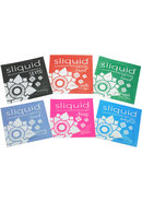 Sliquid Natural Intimate Lubricant Sampler Kit