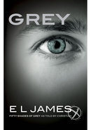 Grey Fifty Shades Of Grey As Told By Christian Book