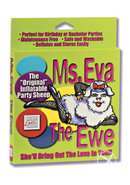 Ms Eva The Ewe Party Sheep Doll