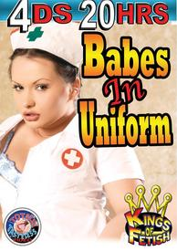 20hr Babes In Uniform {4 Disc}