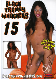 Black Tranny Whackers 15